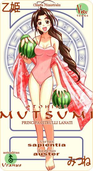 Mutsumi Otohime