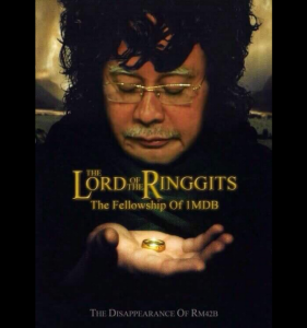 The Lord of The Ringgit Malaysia